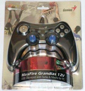 Джойстик Genius MaxFire Grandias 12V