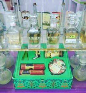 Масляная парфюмерия из Дубая