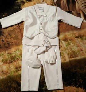 Новый нарядный костюм