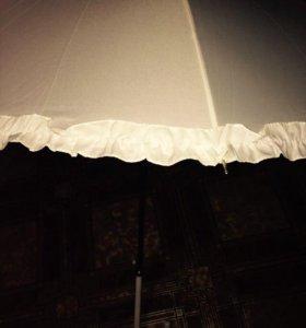 Зонт для фотосессии