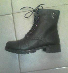 Женские ботинки.зима