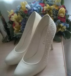 Туфли свадебные!!!