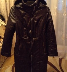 Пальто зимнее р.50 Новое.