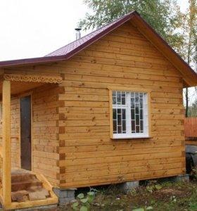 Построим дом быстро и качественно