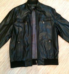 Куртка кож. Зам.