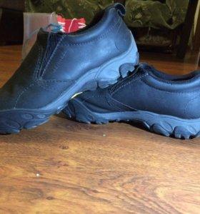 Качественные итальянские ботинки