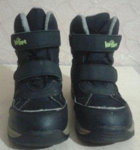 Ботинки непромокаемые 36 размер