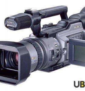 Видеокамера Sony DCR -VX 2100E
