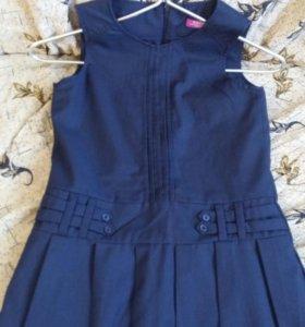 Платье. Школьная форма