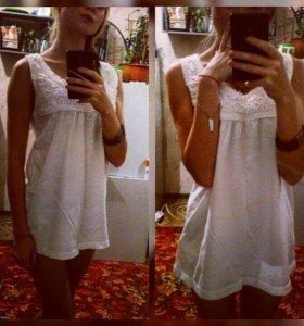 Туника-платье.)