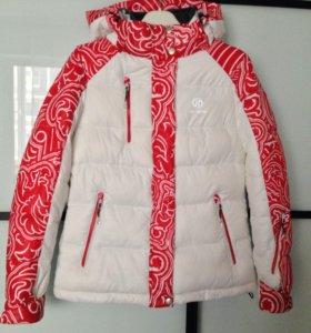 Куртка зимняя, спортивная.Аналог олимпийской формы