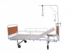 Медицинская кровать с матрасом