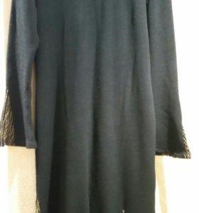 Платье трикотажное р 50-52