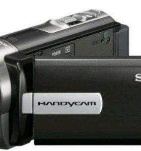 Новая Цифровая Видеокамера Sony DCR-SX45E