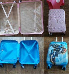 Продам новый чемодан для мальчиков