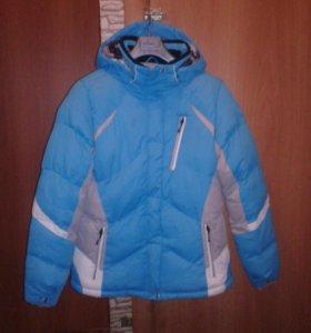 Куртка горнолыжная,р-р50.