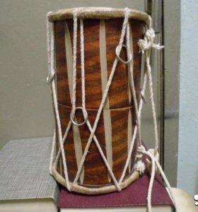 Индийский барабан!