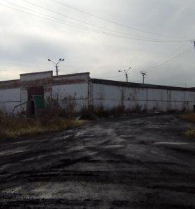 Здание склада