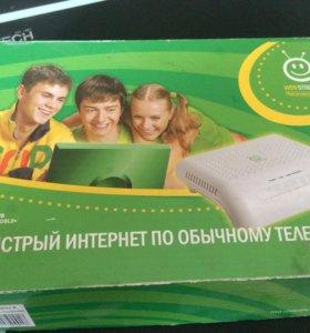 ИнтерКросс ADSL модем ICxDSL 5633 Е