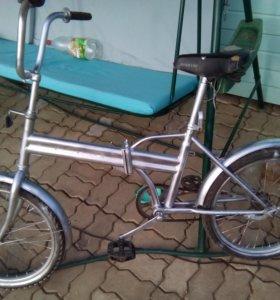 Велосипед детский складной