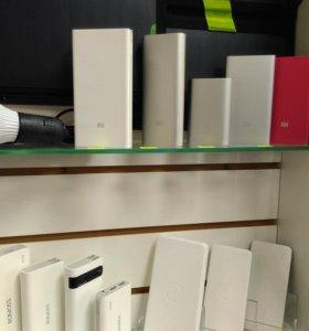 Аккумуляторы power bank. Фирма Xiaomi и Romoss