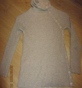 Водолазка, свитер, платье