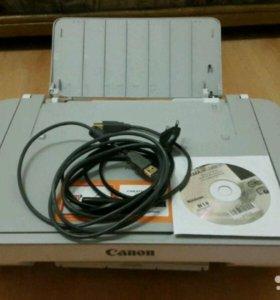 Принтер Canon pixma mg 2400