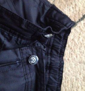 Зимние штаны 140 см