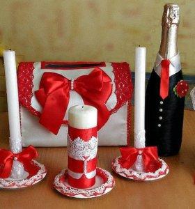 Свадебный декор на заказ
