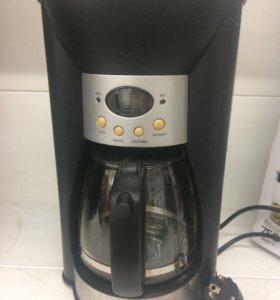 Кофеварка новая