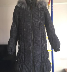 Пуховик куртка для беременных 44-46