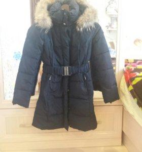 Зимнее пальто PULKA
