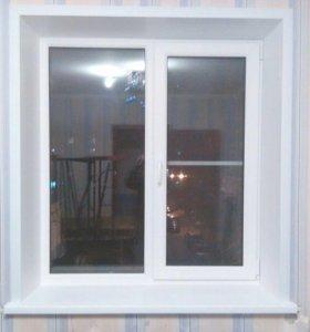 окна откосы подоконники