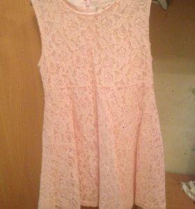 Платье на 3года