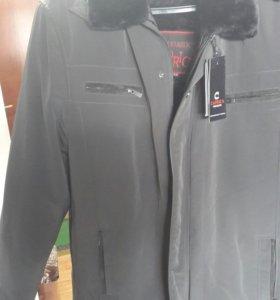 Куртка демисезонка.р 56-58