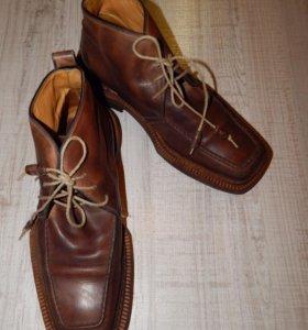 Дезерты (ботинки) мужские