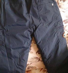 Балоневые штанишки на мальчика рост 104-110