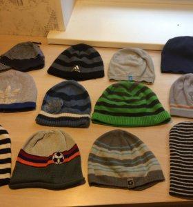 Детские шапки на мальчика