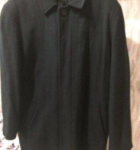Кашемировое и драповое пальто