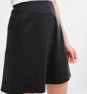 Новая колокольчик юбка Asos