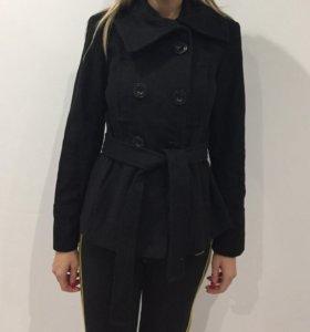 Пальто драповое Zara