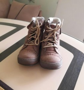 Зимние ботинки 21 р