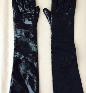 Длинные перчатки размер 7