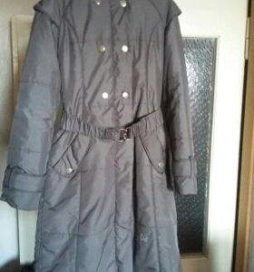 Куртка- пальто.