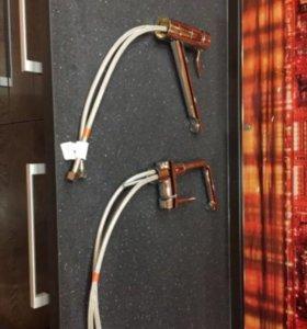 Новые смесители для ванны или кухни