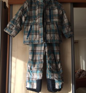 Горнолыжный костюм (зима)