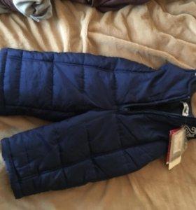 Штаны зимние 74 см