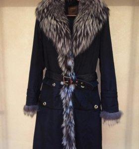 Пальто зимнее (р-р 48-50)