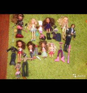 Куклы братс