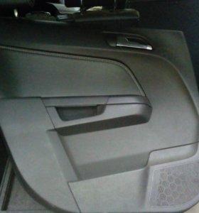 Обшивки дверей Opel Astra H Опель Астра Н хетчбек